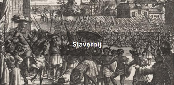 Slavernij titel